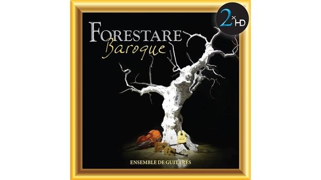Pochette de l'album Baroque de Forestare, paru sous étiquette indépendante