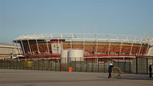 Les installations olympiques à Rio