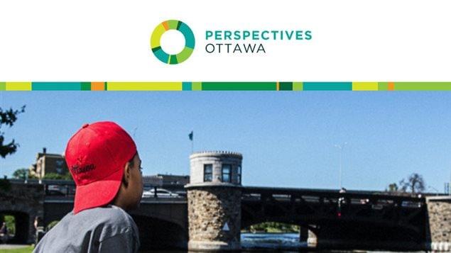 Le portail internet de Perspectives Ottawa.