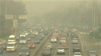 Plus de 90% des terriens respirent de l'air vicié
