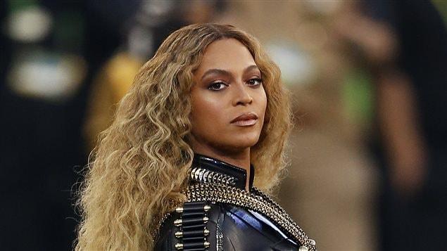 Beyoncé au Super Bowl, en février 2016