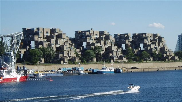 *Habitat* is one of the very few remaining vestiges of what is billed as the most successful world's fairs. The unique architectural housing complex is now considered a prime address
