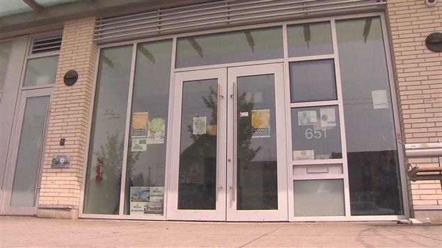 Les nouveaux locaux du centre communautaire la Boussole, de Vancouver