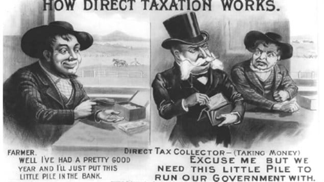Cynical look at the new tax law