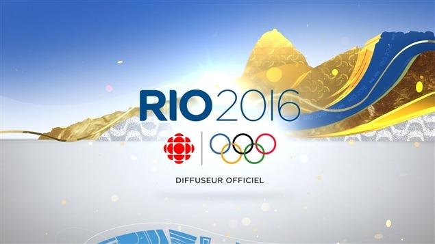 CBC/Radio-Canada, le diffuseur officiel canadien des Jeux Olympiques de Rio 2016.