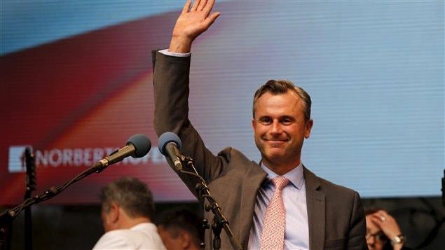المرشح اليميني الرئاسي في النمسا الذي كاد يفوز في الانتخابات