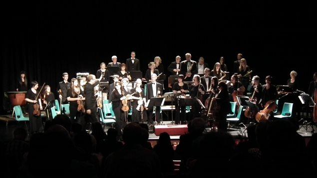 L'Orchestre philharmonique du Haut-Saint-Jean