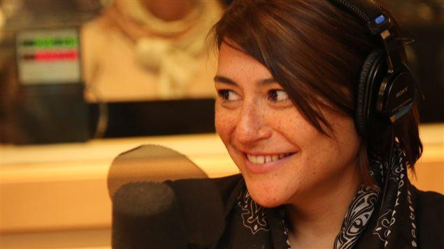 Elisapie Isaac, chanteuse, auteure-compositrice et cinéaste