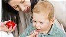 Vitamine D:bambins moins gras et plus musclés