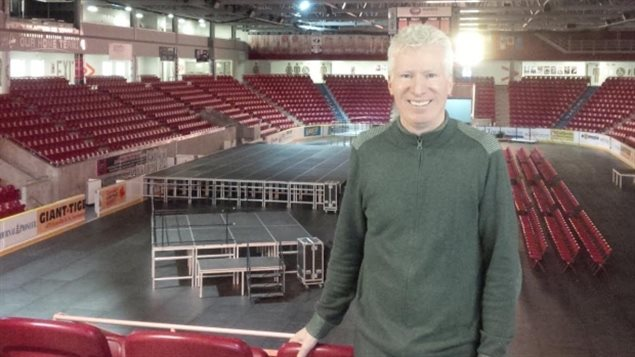 The energy is going to be so fierce' at Summerside's Credit Union Place on Music Monday, says organizer Don Quarles.