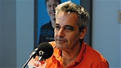 Le controversé humoriste Dieudonné viendra à Québec avec son spectacle En paix le 16 mai. Gino Ste-Marie, fondateur du Festival de jazz de Québec, est dans l'équipe de production du spectacle.