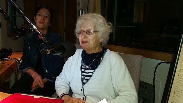 Marguerite Elias-Quddus, survivante de l'Holocauste