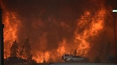 Feu Fort McMurray