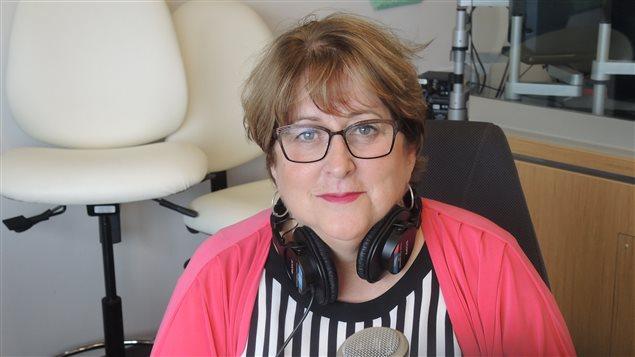 Anne-Marie Leblanc