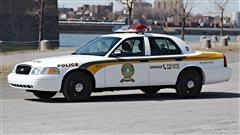 La centrale de police de la ville de Québec déménagera dans le quartier Lebourgneuf. Entrevue avec Michel Desgagné, chef de police.