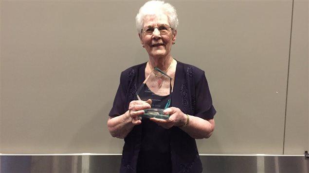 Cécile Georges, 97 ans, une vie de bénévolat
