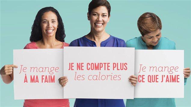 Image promotionnelle pour la Journée internationale sans diète, le 6 mai