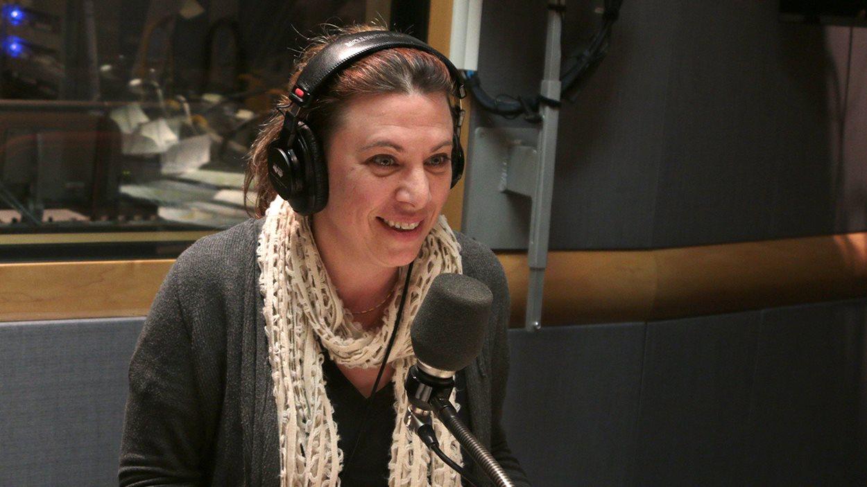 Gaëlle Cerf, vice-présidente de l'Association des restaurateurs de rue du Québec