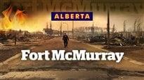 Feu de forêt à Fort McMurray