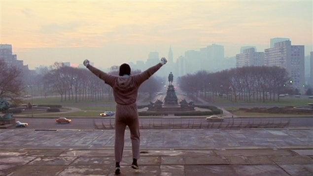 Le film Rocky avec Sylvester Stallone