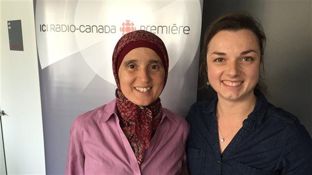 Monia Mazigh et militante pour les droits de l'homme