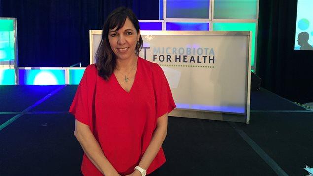 Professeur Elena Verdu, chercheuse à l'Institut de la Famille Farncombe de recherche en santé digestive à l'Université et présidente élue de la Société Nord-Américaine pour l'étude des maladies cœliaques