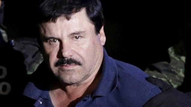 El narcotraficante Joaquín « El Chapo » Guzmán, encarcelado en Estados Unidos.