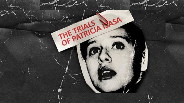 Détail de l'affiche de l'opéra The trials of Patricia Isasa