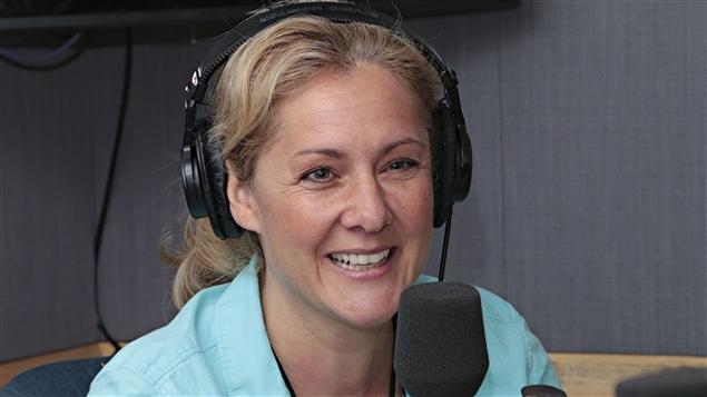 Judith Bérard est copropriétaire de la maison Domenica Fiore.