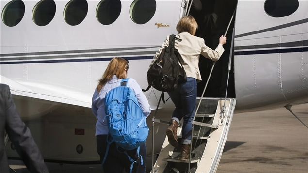 La première ministre de l'Alberta, Rachel Notley, s'envolera vers Fort McMurray