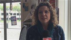 L'artiste fransaskoise Alexis Normand est la directrice artistique du 20e Francothon