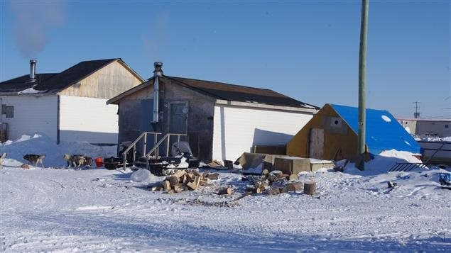The Attawapiskat reserve in Ontario is an example of a community in crisis with poor housing conditions and a rash of youth suicides in recent months