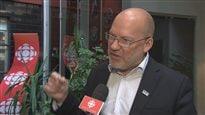 Marc Ranger, directeur québécois du Syndicat canadien de la fonction publique
