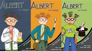 Collection Albert le curieux
