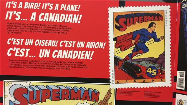 Alter ego : les bandes dessinées et l'identité canadienne