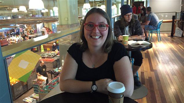 La Française Charlotte Macquoy appréhende un peu le retour dans son pays natal après presque quatre ans à Vancouver