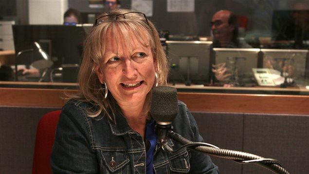 La sommelière Véronique Rivest