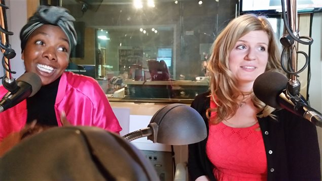 Amandine Gay et Karlee Sapoznik, parlent du Spur Fest (mai 2016)