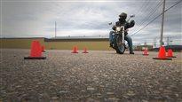 Les motocyclistes apprentis de plus en plus nombreux à enfreindre la loi