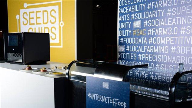 L'innovation en alimentation au salon Seeds and Chips en Italie