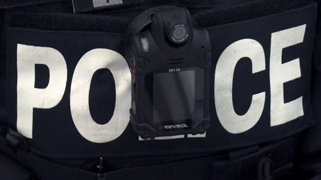 Caméra corporelle