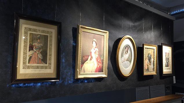 Le mus�e de Qualicum Beach pr�sente quelques tableaux de la collection de Gladys Killip