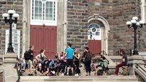 Des étudiants anglophones amènent l'été à Trois-Pistoles