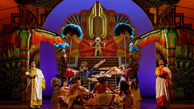 <em>Paramour</em>, un spectacle permanent du Cirque du Soleil � New York