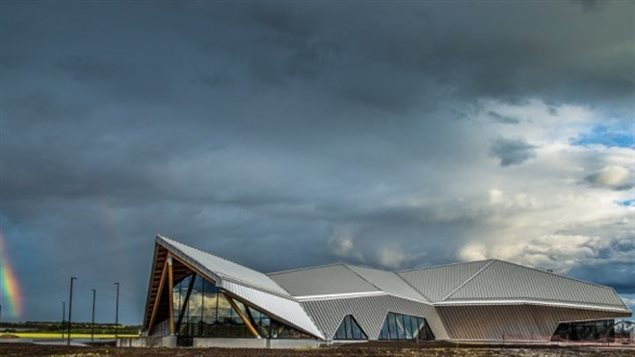 The multi-award winning Philip J Currie Dinosaur Museum opened last fall and has won many awards, for its design and the visitor experience.