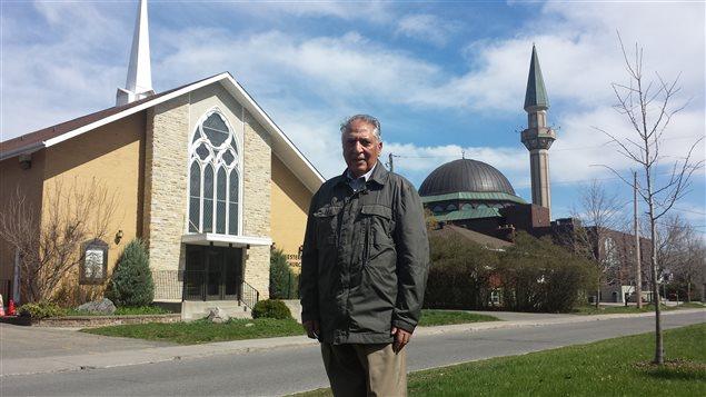 Naeem Malik, de l'Association musulmane d'Ottawa
