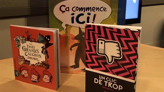 Des livres jeunesse à l'honneur au Festival des arbres.