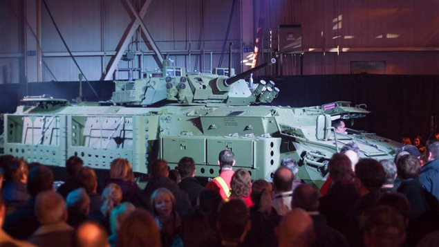 Several groups oppose the sale of light armoured vehicles to Saudi Arabia for fear they may be used against civilians.