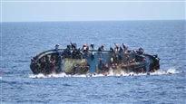 De 700 à 900 migrants auraient péri en mer cette semaine