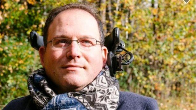 François Marcotte a lancé sa campagne sur le site Gofundme.